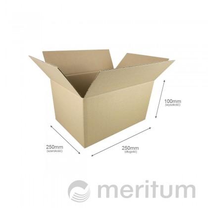 Karton 3ws/ 250x250x100 mm