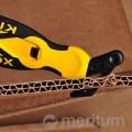 Nóż bezpieczny Klever X Change