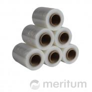 Folia stretch ręczna MINI 23mic/100mm/150m/bezbarwna bez rączki
