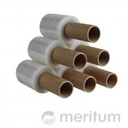 Folia stretch ręczna MINI 23mic/100mm/150m/bezbarwna z rączką