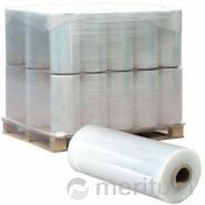 Folia stretch maszynowa standard 17mic/bezbarwna/750 kg