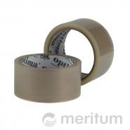 Taśma samoprzylepna OPTIMA 48mmx60m/ bezbarwna/light
