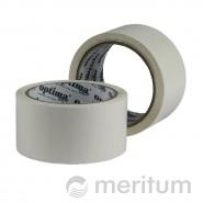 Taśma samoprzylepna OPTIMA 48mmx60m/ biała/basic