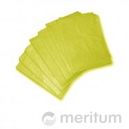 Worek PP 50x80 / 30 kg/ żółty / 100 szt