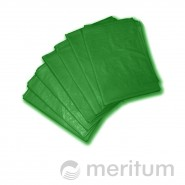 Worek PP 55x80 / 30 kg/ zielony / 100 szt