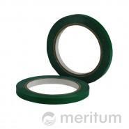 Taśma do zaklejarek PCV 9mmx66m/zielona
