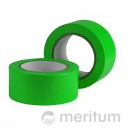 Taśma ostrzegawcza PCV 50mmx33m/ zielona