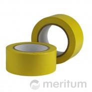 Taśma ostrzegawcza PCV 50mmx33m/ żółta