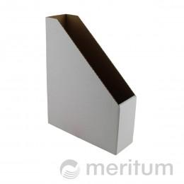 Karton do archiwizacji otwarty biały 3 w/242x75x320