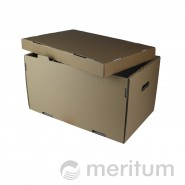 Karton do archiwizacji szary 3 w/447x320x263