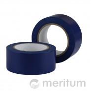 Taśma ostrzegawcza PCV 50mmx33m/ niebieska