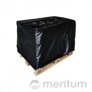 Kaptur PE na paletę 1200x800x1000mm/ 40 mic/100szt/bezbarwny
