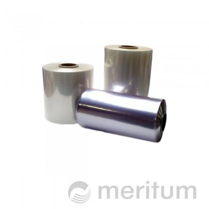 Folia termokurczliwa PCV 250mm/18mic/półrękaw