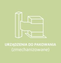 urządzenia do pakowania zmechanizowane